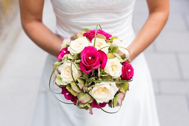 Hochzeit_Brautstrauß