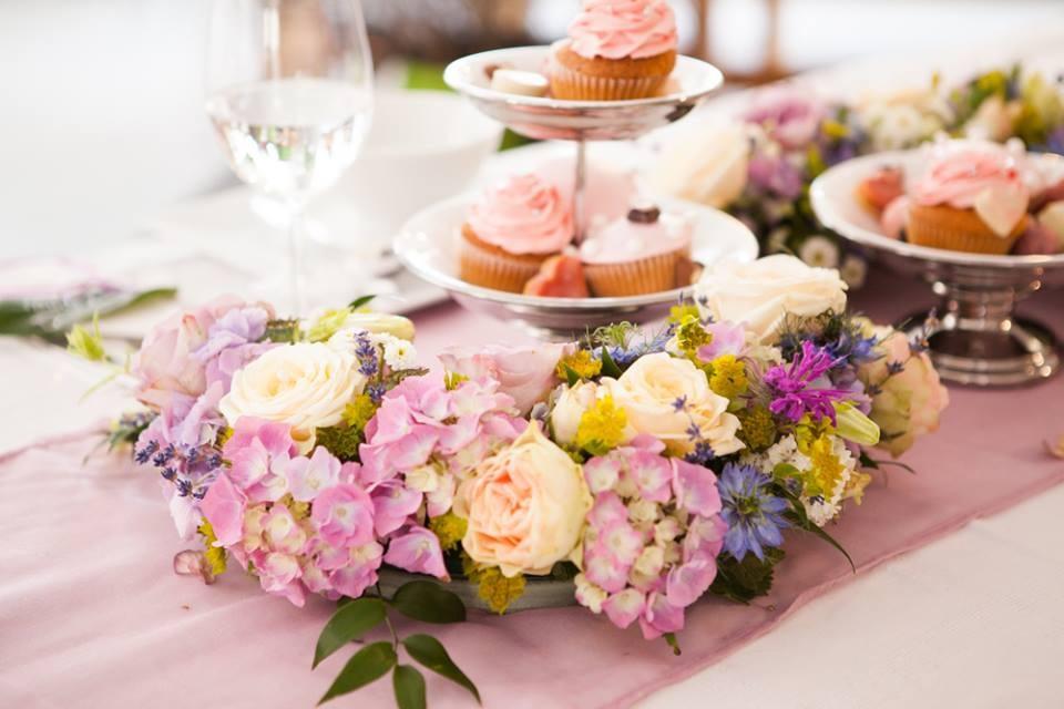 Hochzeit_Tischdekoration