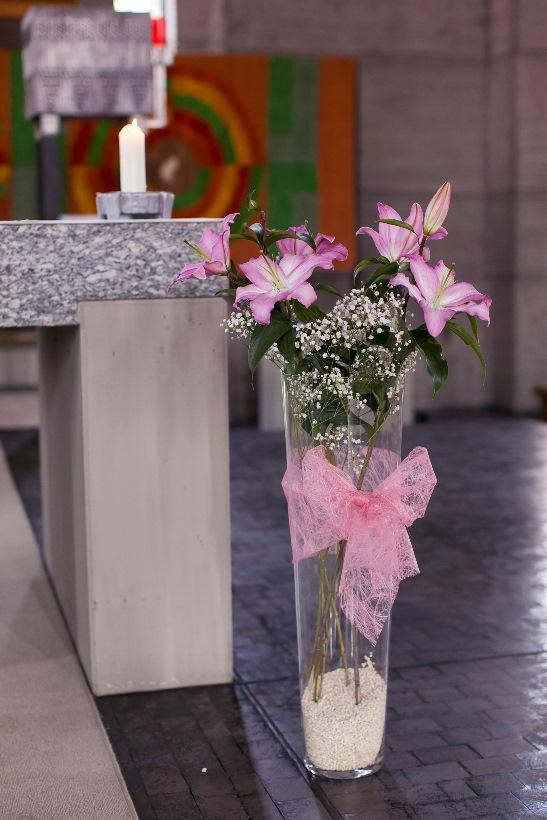 Hochzeit_Altardekoration
