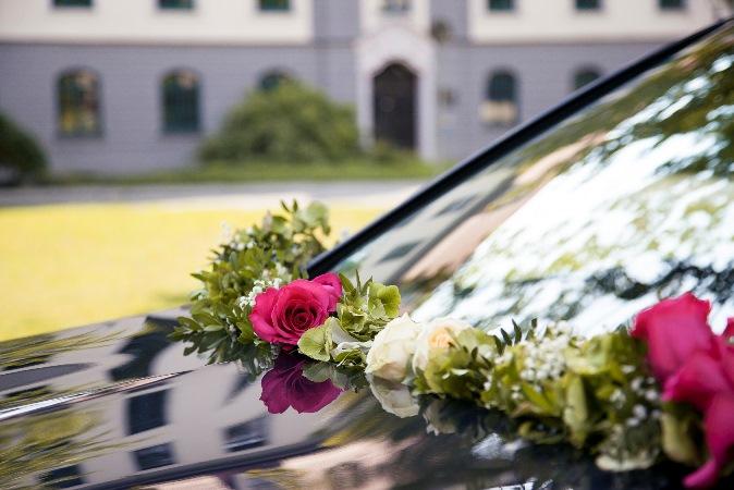Hochzeit_Autoschmuck